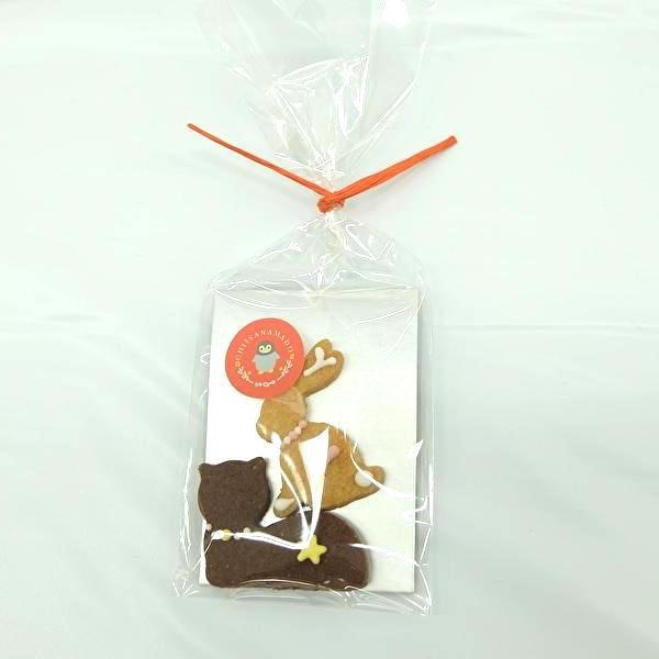菓子工房ちいさな窓のアイシングクッキー