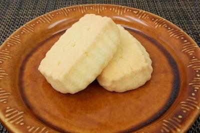 バターの上品な風味と、サクッとした食感が特徴のショートブレッド。