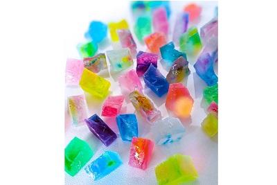 ひとつひとつ手作りのメッセージクッキー。